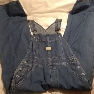 Old Navy blue jeans overall